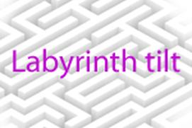 Labyrinth tilt