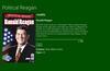 POLITICAL POWER - RONALD REAGAN now as Comic App on Windows 8