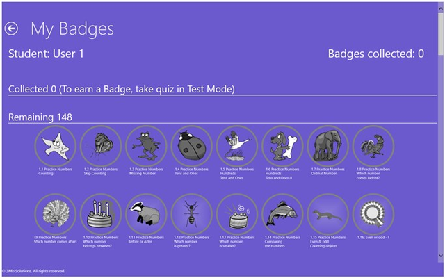 Badge Page
