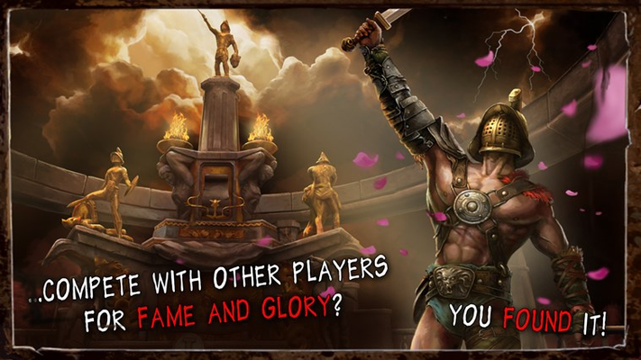 . . . Complete with other players for fame and glory? You found it!