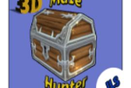 3D Maze Hunter