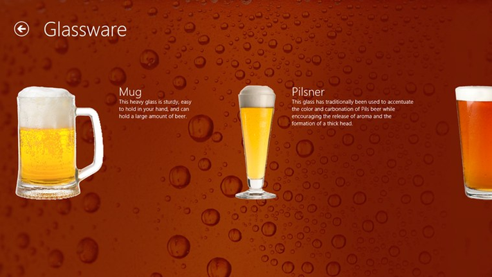 When it comes to beer, don't underestimate the power of the glass!  Learn all about them!