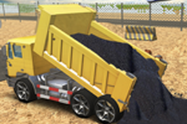 City Construction Roads Builder 3D - Excavator Sim