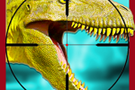 Deadly Dinasour Trex Hunter
