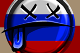 Suicide Russian Checkers Online