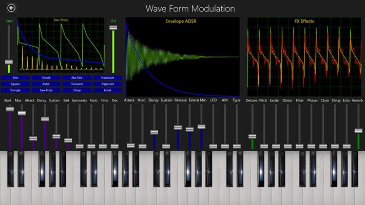 Wave Form Modulator