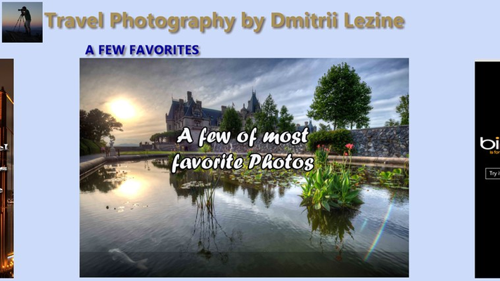 Gallery of most popular photos.