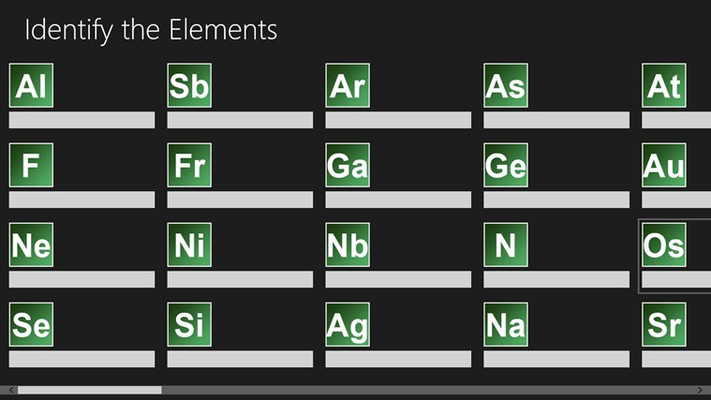 Breaking Chemistry Quiz
