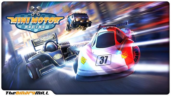 Mini Motor Racing Windows Store Edition