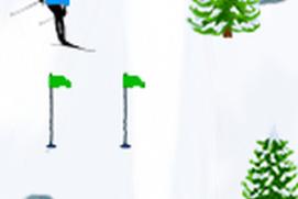 Alpine Skier Pro