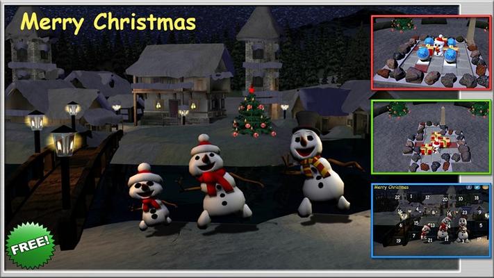 jalada Christmas 2015 for Windows 8
