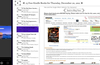 """Filled View with Books List Page on 23.6"""" PC"""