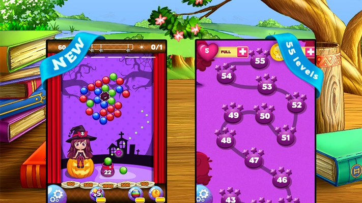 Bubble Shooter - Match 3 Adventure for Windows 8