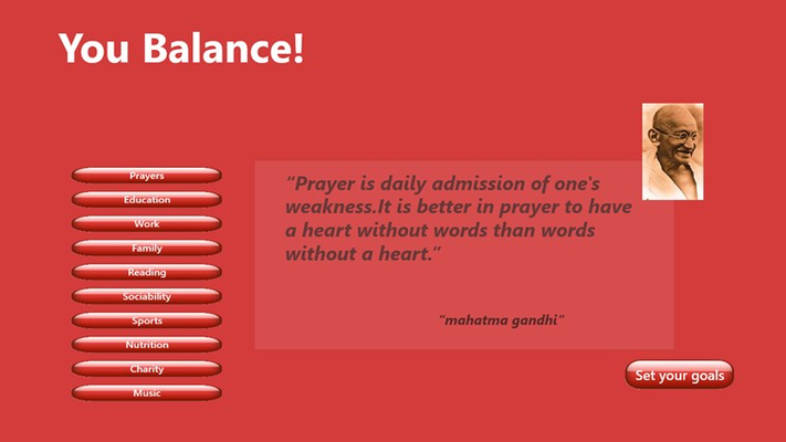 Quote about praying
