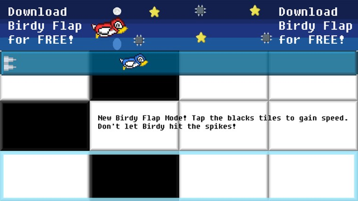 Try the new Birdy Flap Mode!