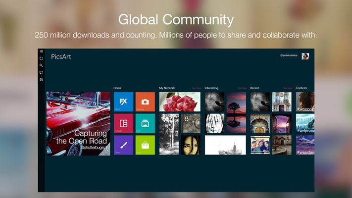 PicsArt - Photo Studio for Windows 8