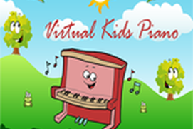 Virtual Kids Piano