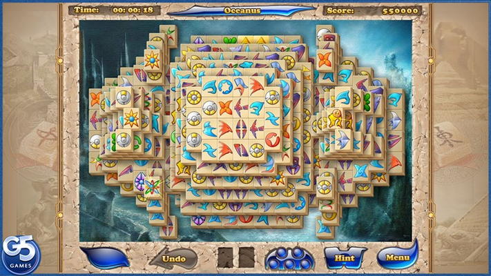 Search for lost relics in this tile-matching hit!