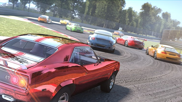 Need for Racing: New Speed Car on Real Asphalt Tracks for Windows 8