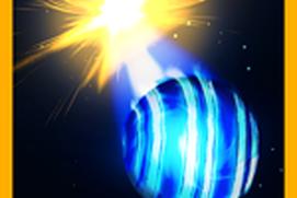 Ball Travel Zero Gravity