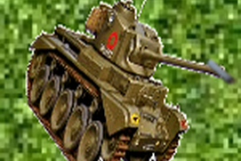 Tanks War!