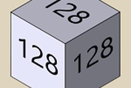 2048^3