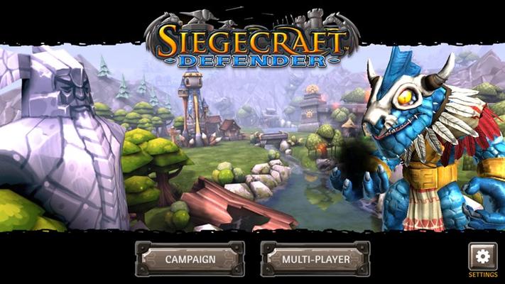 Siegecraft Defender