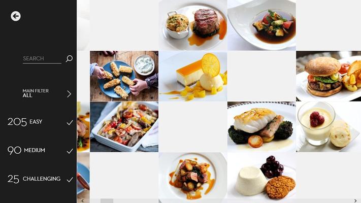 Great British Chefs for Windows 8