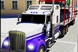 Vehicles Transporter Big Truck