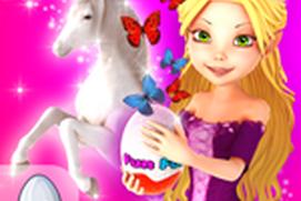 Princess Unicorn Surprise Eggs