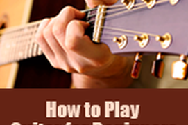 Learn To Play Guitar for Beginners