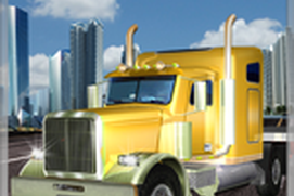 Heavy Truck Driver Simulator 3D - City Cargo Duty