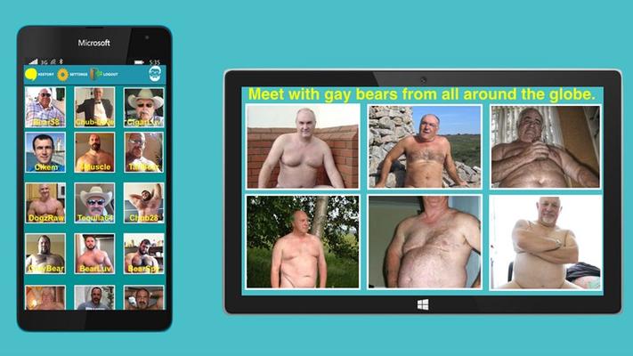 Gay Bears Hangouts for Windows 8