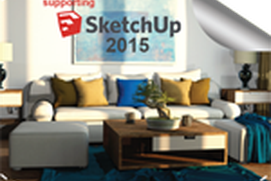 Sketchup 2015: 3D Modeling Essential Training