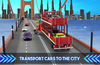 Car Transporter Trailer Truck - City Cars Supplier