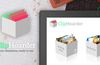 ClipHoarder: Your obsessions, ready to use.