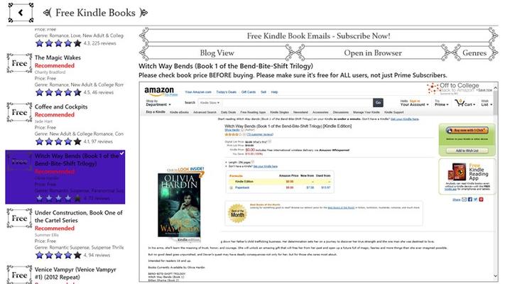Free Kindle Fire UK Books