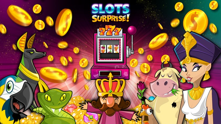 Slots Surprise for Windows 8