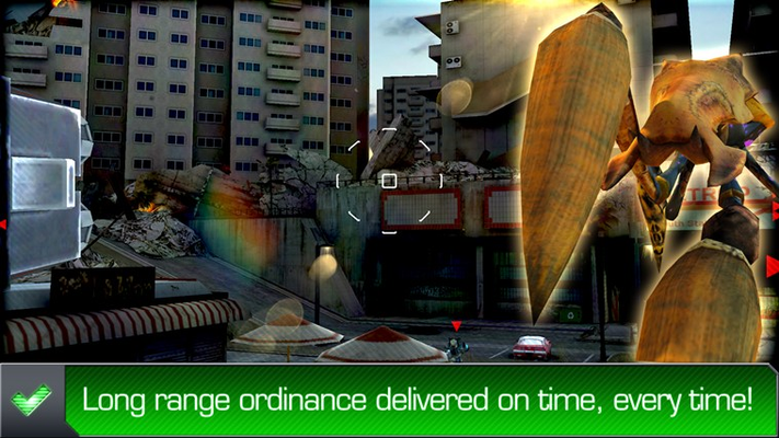 Long range ordinance delivered on time, every time!