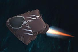 Space Survival - rain of asteroids