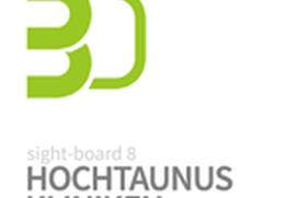 sight-board Hochtaunuskliniken