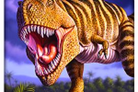 Dinosaur Sim Triassic Era