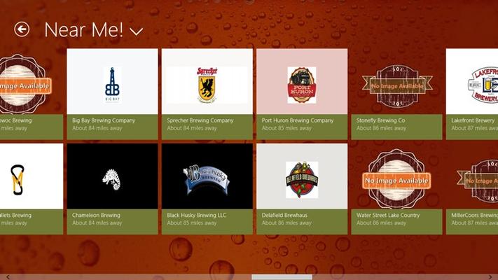 Thirsty? Find a brewery/pub near you!