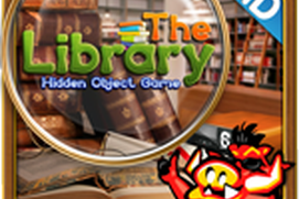 The Library - Hidden Object Game