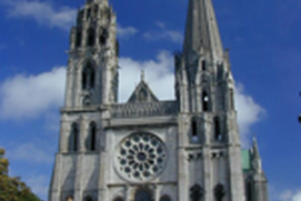 About the Chartres Cathedral