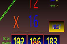 KIDS Multiplication Game