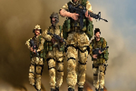 Conflict Desert Storm Two