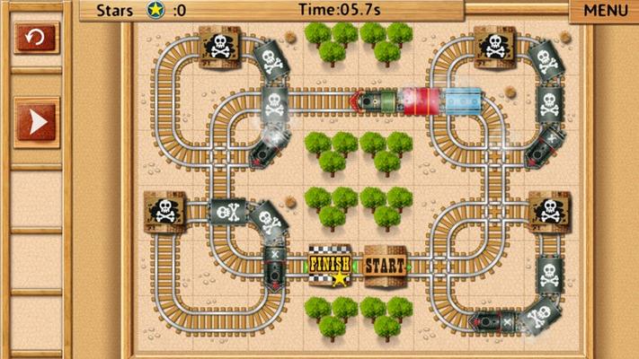 PIRATE trains