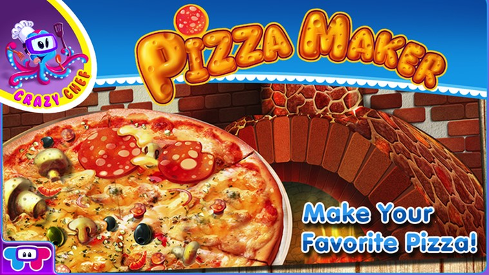 Make Your Favorite Pizza!