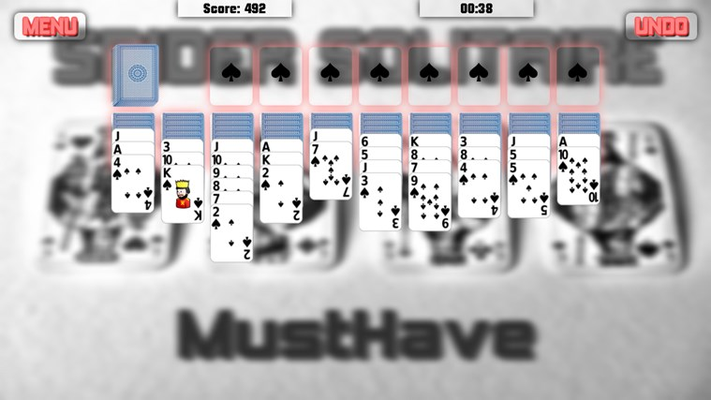 Spider Solitaire MustHave for Windows 8